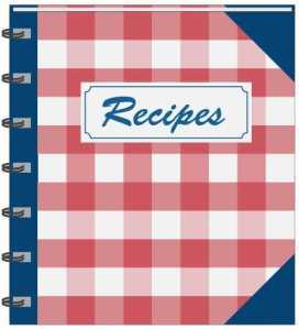 Cookbook Recipes 150th