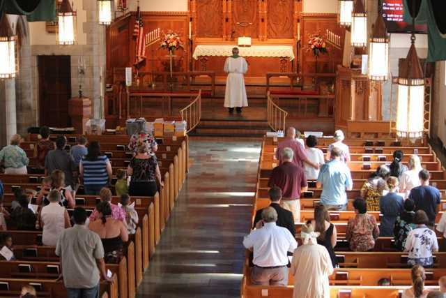 St. Johns Worship Service
