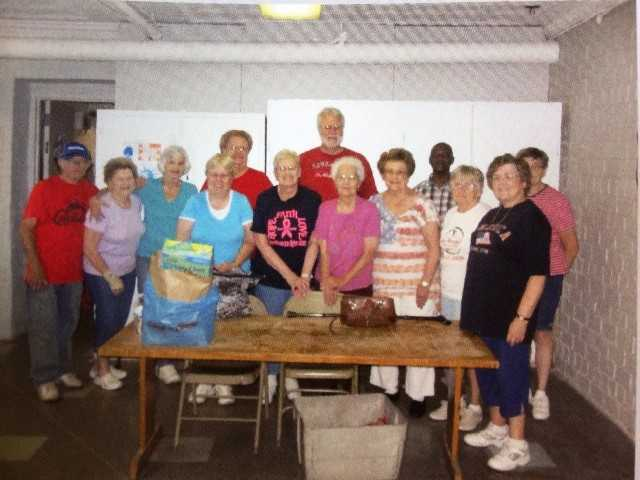 Food Pantry Social Ministry