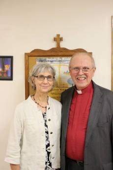 Pastor _ Mrs. Dehnke