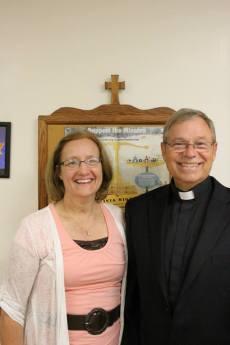 Pastor _ Mrs. Tanney