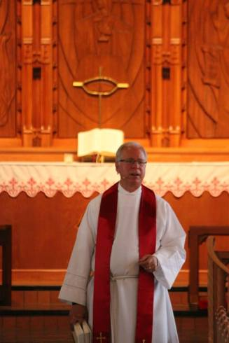 Pastor McVey Guest Preacher