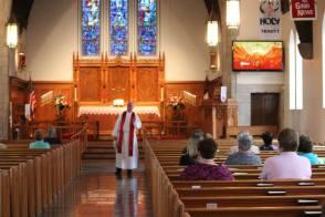 Pastor McVey Sermon