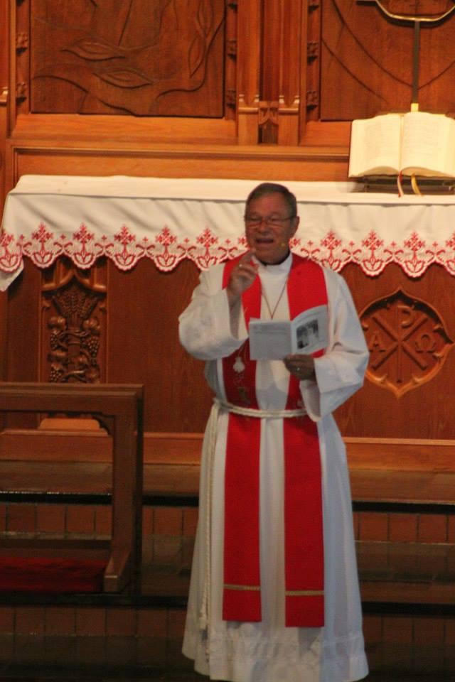 Pastor Tanney