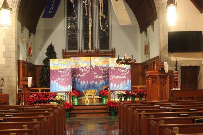 Church Christmas 2015