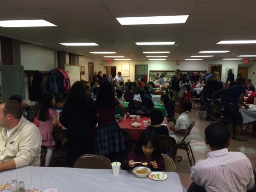 Compass Christmas Soup Supper1