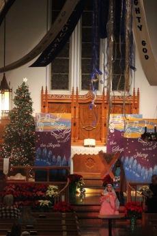 lowering of manger2