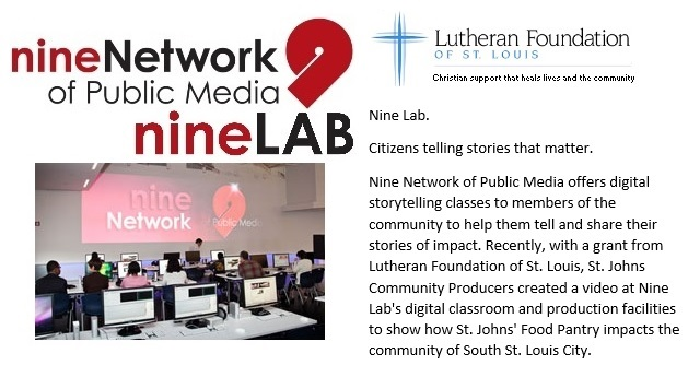 Nine Lab & Lutheran Foundations Video