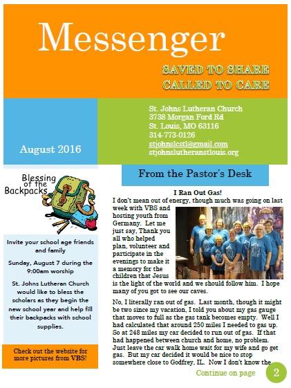 Aug Messenger 2016