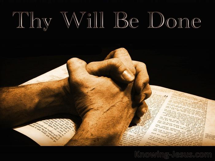 Matthew 6-10 What To Pray devotional03-29 beige
